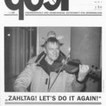Ausgabe 1 in 2008