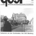 Ausgabe 1 in 2006