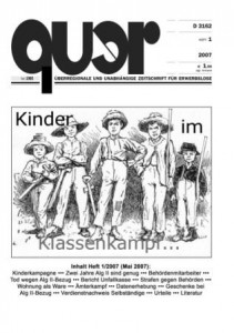 Ausgabe 1 in 2007